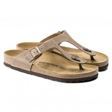 GIZEH (PELLE) - Sandalo...