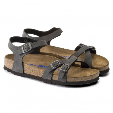 KUMBA (BIRKO-FLOR) - BIRKENSTOCK women's and men's sandal shopping online Naturalshoes.it