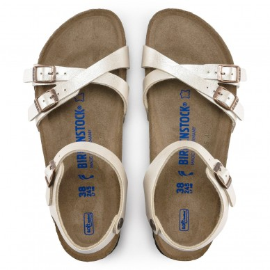 KUMBA (BIRKO-FLOR) - BIRKENSTOCK Damen- und Herrensandale in vendita su Naturalshoes.it
