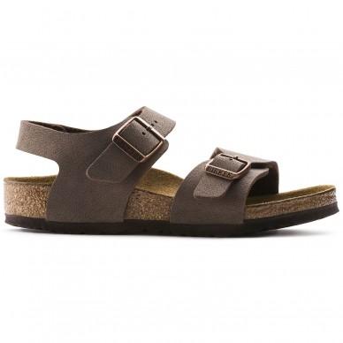 NEW YORK - Sandalo a fasce da bambino BIRKENSTOCK in vendita su Naturalshoes.it