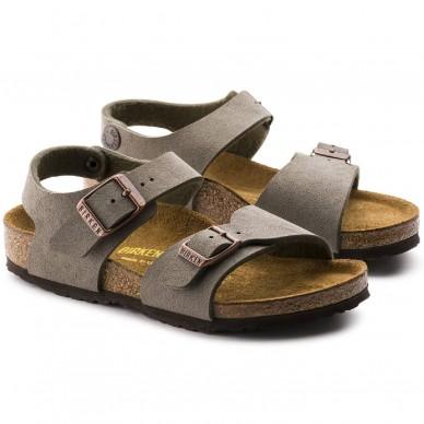 NEW YORK - Sandalo a fasce...