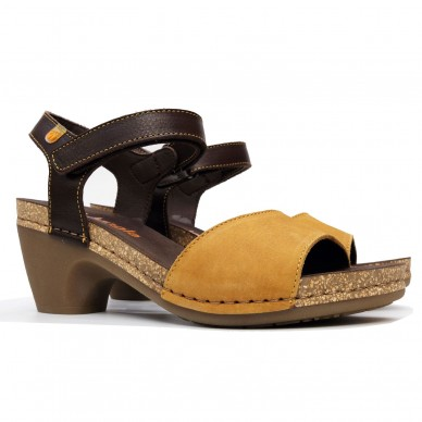 7683 - JUNGLA Damen Sandale in vendita su Naturalshoes.it