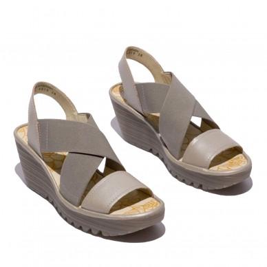 YAJI888FLY - Sandalo da donna FLY LONDON in vendita su Naturalshoes.it