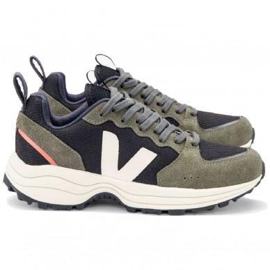 VT012115 - VEJA VENTURI black-olive-pierre in vendita su Naturalshoes.it