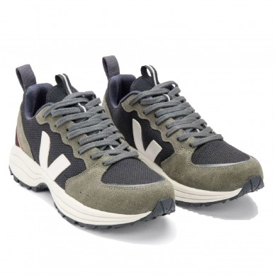 VT012115 - VEJA VENTURI black-olive-pierre shopping online Naturalshoes.it