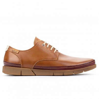 M0R-4339C1 - PIKOLINOS men's moccasin model PALAMOS shopping online Naturalshoes.it