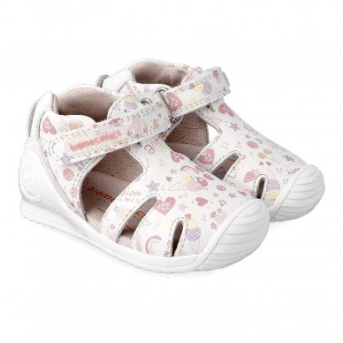 212107 - Scarpe sportive per bambini BIOMECANICS linea BIOGATEO in vendita su Naturalshoes.it