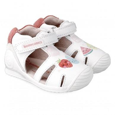 212108 - Scarpe sportive per bambini BIOMECANICS linea BIOGATEO in vendita su Naturalshoes.it
