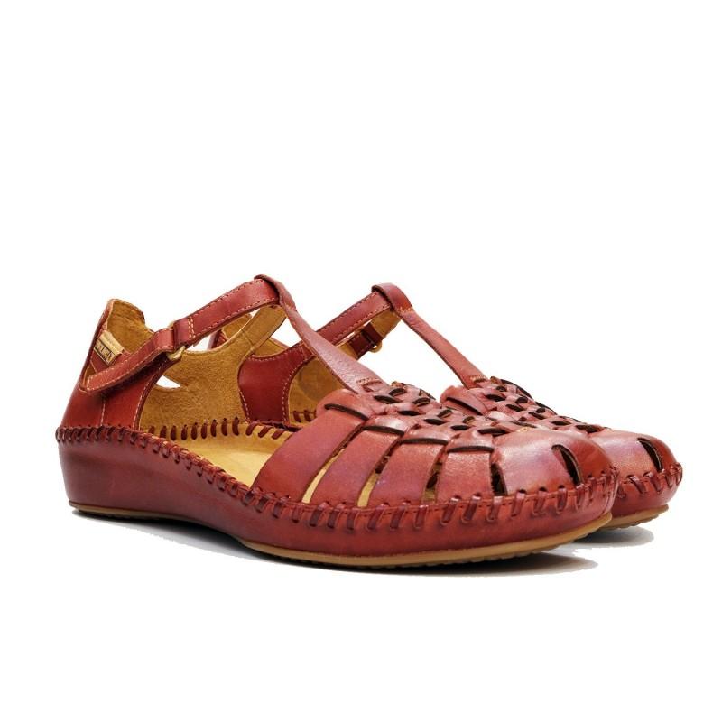 655-0064 - PIKOLINOS woman shoe model P. VALLARTA shopping online Naturalshoes.it