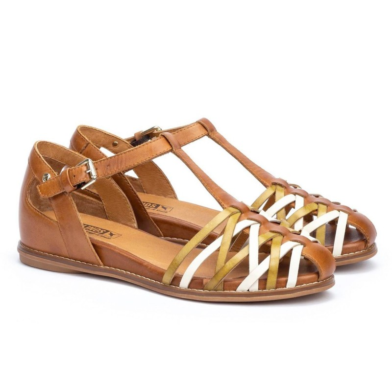 W3D-0665C1 - PIKOLINOS women's sandal TALAVERA model shopping online Naturalshoes.it