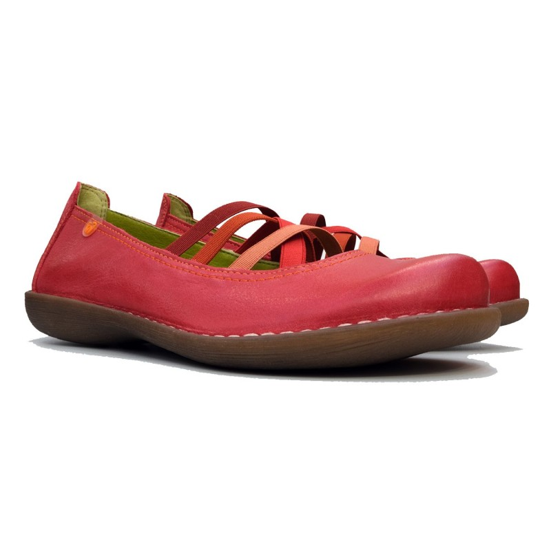 4751 - JUNGLA women's ballerina shopping online Naturalshoes.it