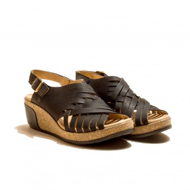 N5018 - EL NATURALISTA Sandale von frau modell LEAVES  in vendita su Naturalshoes.it