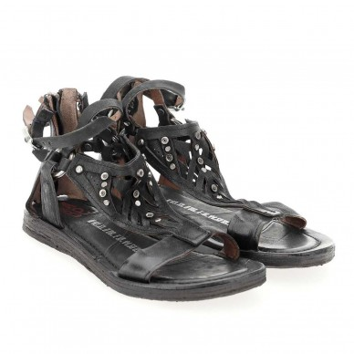 A16010 - A.S.98 Sandale für Damen Modell RAMOS in vendita su Naturalshoes.it