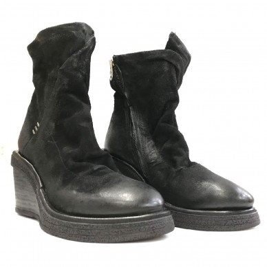A30205 - A.S.98 women's ankle boot TALL model shopping online Naturalshoes.it