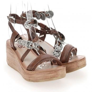 528064 - AS98 women's sandal model NOA shopping online Naturalshoes.it