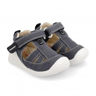 202211 - BIOMECANICS lineo BIOGATEO Sportschuhe für Kinder in vendita su Naturalshoes.it