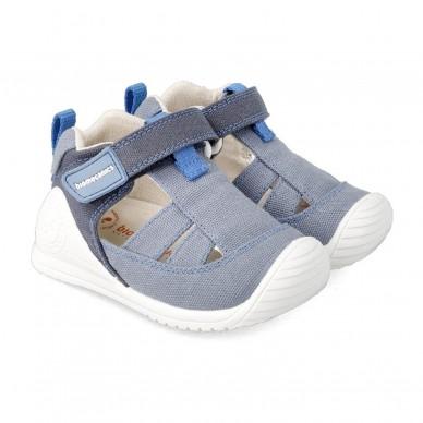 212222 - BIOMECANICS lineo BIOGATEO sports shoes for children shopping online Naturalshoes.it
