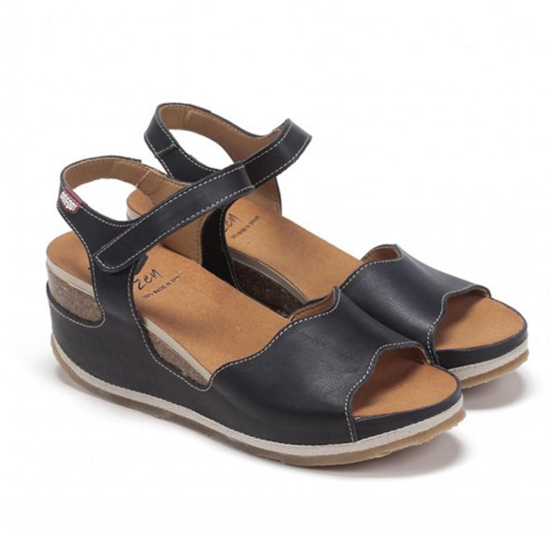 O00103 - ONFOOT Women's sandal shopping online Naturalshoes.it