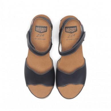 O00103 - ONFOOT Damensandale in vendita su Naturalshoes.it