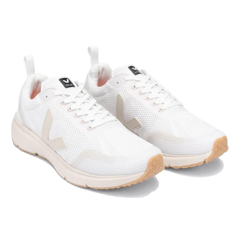 CL012500 - Sneaker Veja Condor 2 Alveomesh White-Pierre shopping online Naturalshoes.it