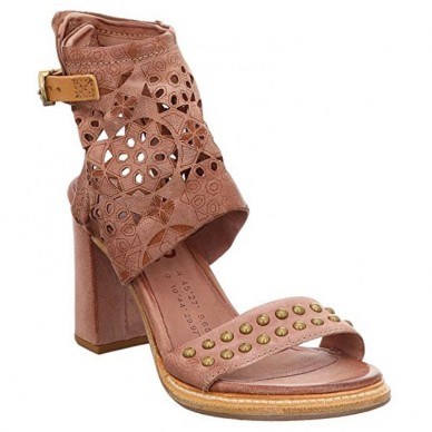 589008 - AS98 Woman sandal model BASILE shopping online Naturalshoes.it