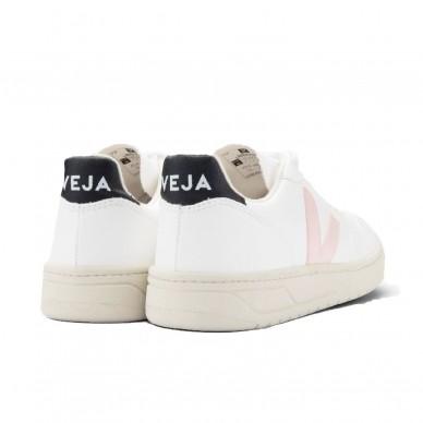 VX072558 - VEJA V-10 white-petale-black shopping online Naturalshoes.it