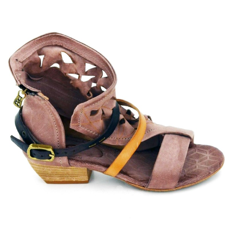 AS98 Woman sandal model FREMONT art. 615004 shopping online Naturalshoes.it