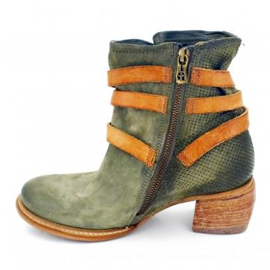 AS98 Woman ankle boot model CRUZ art. 638206 shopping online Naturalshoes.it
