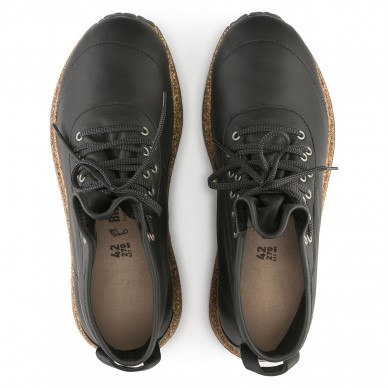 ATLIN (MAN) - BIRKENSTOCK men's lace-up ankle boots Upper: leather shopping online Naturalshoes.it