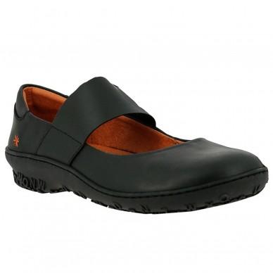 ART Schuh mit Klettverschluss für Frau Modell ANTIBES Art.-Nr. 1426 in vendita su Naturalshoes.it