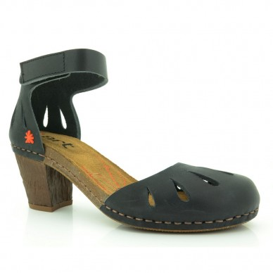 ART closed toe sandal with adjustable ankle strap for women model MOJAVE I MEET art 144 shopping online Naturalshoes.it