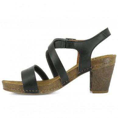 ART Sandale mit Absatz (6 cm) mit verstellbarem Knöchelriemen für Damen Modell MOJAVE I MEET Art.-Nr. 146 in vendita su Naturalshoes.it