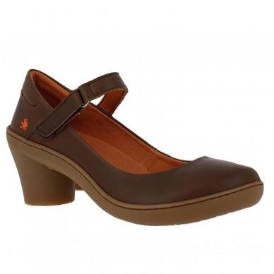 ART Shoe with heel (6.5 cm) for woman model ALFAMA art. 1447 shopping online Naturalshoes.it