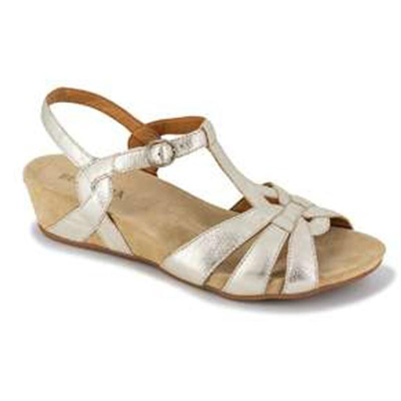 BENVADO Damen Sandale SIENA Linie BARBARA Modell in vendita su Naturalshoes.it