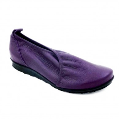 Slip-on shoe of the ARCHE brand with BARDOO elastic top. shopping online Naturalshoes.it