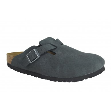 BOSTON (BIRKO-FLOR) - Sabot da uomo e da donna BIRKENSTOCK in vendita su Naturalshoes.it