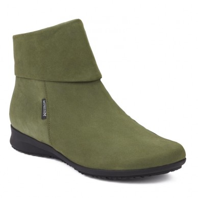 Women's ankle boots MEPHISTO suede and nubuck - TRUST shopping online Naturalshoes.it