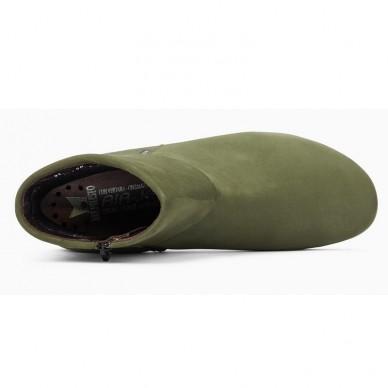Stivaletti da donna MEPHISTO scamosciato e nabuk - FIDUCIA in vendita su Naturalshoes.it