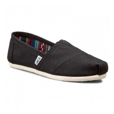 Espadrilla da donna TOMS modello CANVAS CLASSIC ALPARGATA M art. 10000869 in vendita su Naturalshoes.it