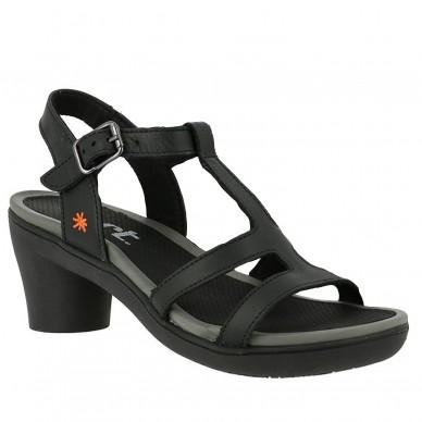 ART Woman's sandal with heel model ALFAMA art. 1473 shopping online Naturalshoes.it