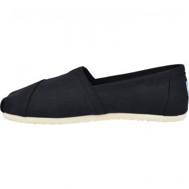 TOMS woman espadrille CANVAS CLASSIC model ALPARGATA M art. 10000869 shopping online Naturalshoes.it