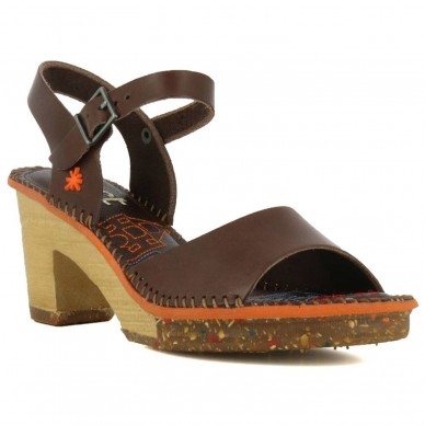 ART Sandal with adjustable strap for women model AMSTERDAM art. 325 shopping online Naturalshoes.it