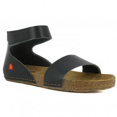 ART Weite Sandale mit Knöchelschnürung für Damen MOJAVE model art. 440 in vendita su Naturalshoes.it