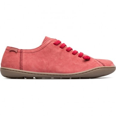 CAMPER Women's low shoe with elastic laces model PEU 20848 shopping online Naturalshoes.it