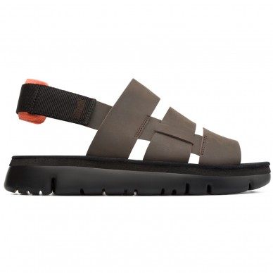 CAMPER Sandal with wide stripes for men model ORUGA art. K100470 shopping online Naturalshoes.it