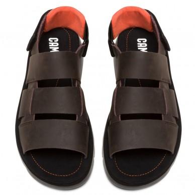 Sandalo a fasce larghe da uomo CAMPER modello ORUGA art. K100470 in vendita su Naturalshoes.it