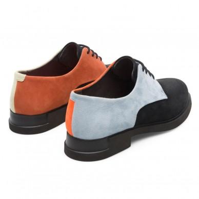 CAMPER Schnürschuh für Damen Modell TWINS art. K200746 in vendita su Naturalshoes.it