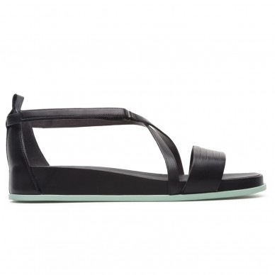 CAMPER Damen-Sandalette mit verstellbaren Bändern Modell ATONIK Art.-Nr. K200787 in vendita su Naturalshoes.it