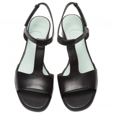 Sandalo con tacco da donna CAMPER modello KIE art. K200835 in vendita su Naturalshoes.it