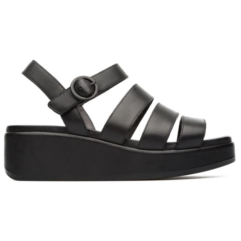92a3b4355620 CAMPER Striped sandal with adjustable strap for women model MISIA art.  K200864
